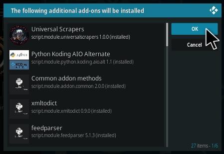 How To Install 4K Kodi Addon Step 19