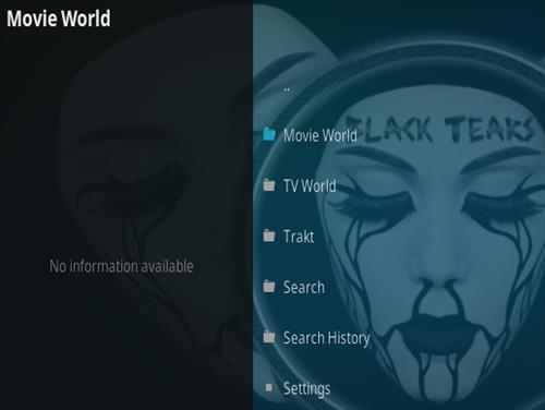 How To Install Black Tears Kodi Addon Overview