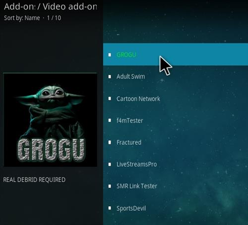 How To Install GroGu Kodi Addon Step 17