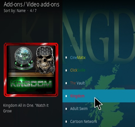 How To Install Kingdom Kodi Addon 2021 Update Step 17