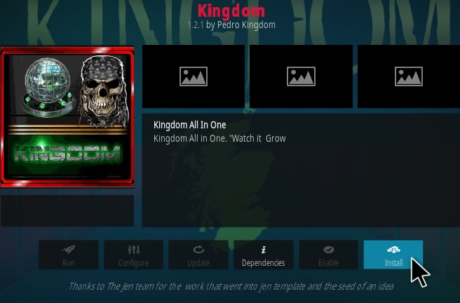 How To Install Kingdom Kodi Addon 2021 Update Step 18
