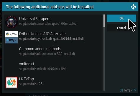 How To Install Kingdom Kodi Addon 2021 Update Step 19
