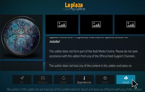 How To Install Laplaza Kodi Addon 2021 Step 18
