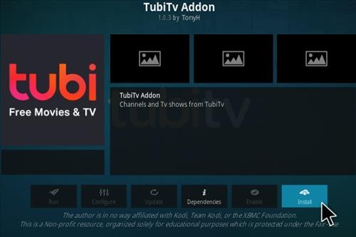 How To Install Tubi TV Kodi Addon Update Step 18