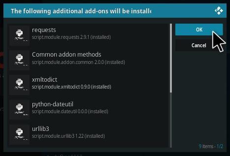 How To Install Tubi TV Kodi Addon Update Step 19