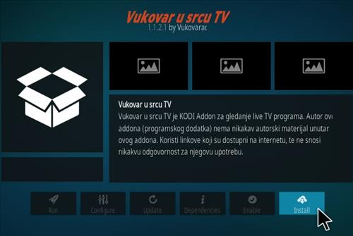 How To Install Vukovar IPTV Kodi Addon 2021 Step 19