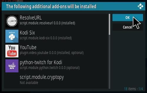 How To Install Watch Series HD Kodi Addon Step 19