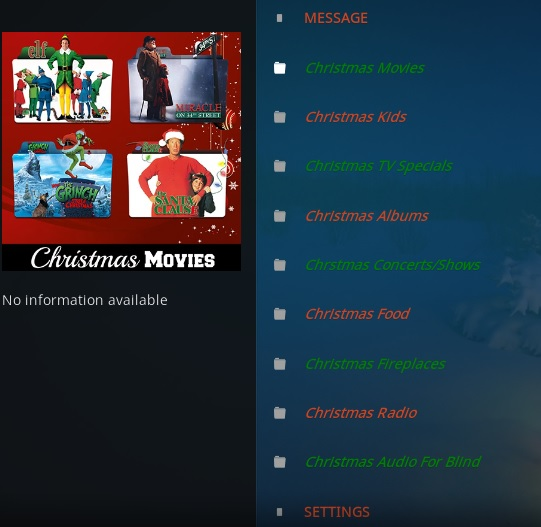 How To Install Xmas Fido Kodi Video Add-on Overview