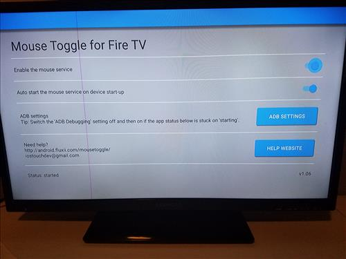 How To Use Mouse Toggle With a Fire TV Stick