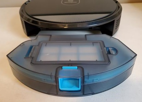 Review MOOSOO Robot Vacuum Cleaner MT720 Filter
