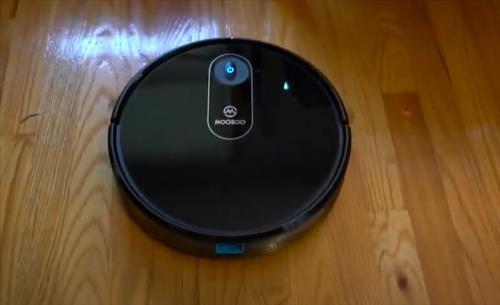 Review MOOSOO Robot Vacuum Cleaner MT720 Overview