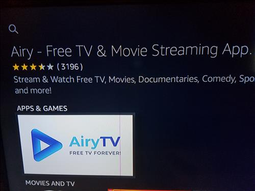 Top Free Video Streaming Apps for the Fire TV Stick and Android Devices In the App Stores Airy 7