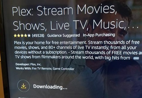 Top Free Video Streaming Apps for the Fire TV Stick and Android Devices In the App Stores Plex Overview 7