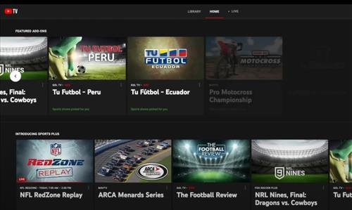 What is the Best Sports IPTV Streaming Services Youtube 1