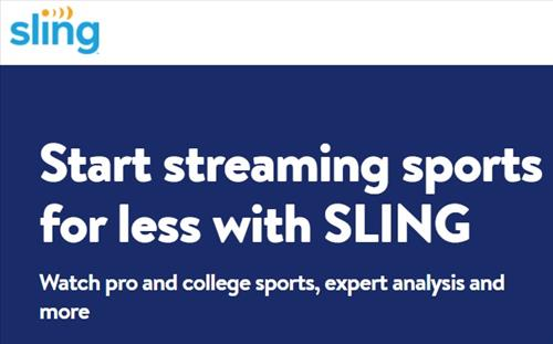 What is the Best Sports IPTV Streaming Services and Providers Sling