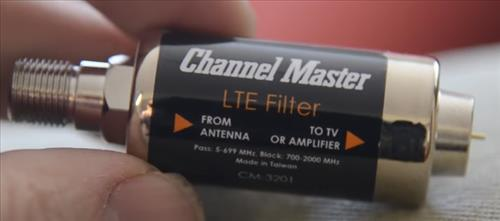 Best Amplifier Boosters for Over The Air TV Antennas Direct Channel Master LTE Filter