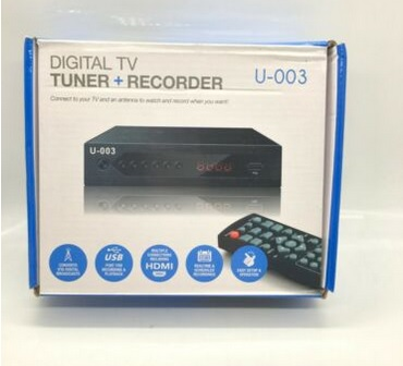 Best HD Over the Air TV Digital Converter Boxes 2021 Ubishi