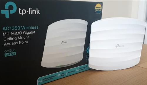Best POE Power Over Ethernet Access Points TP-Link AC1350