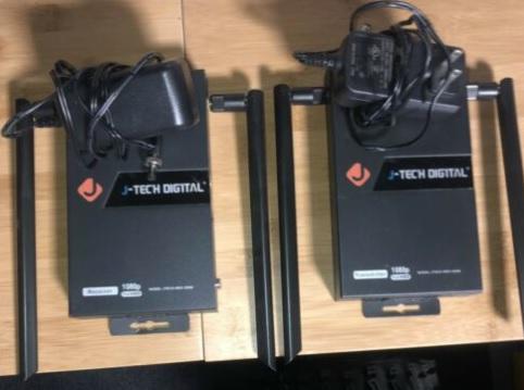 Best Wireless TV HDMI Transmitter and Receiver 2021 J-Tech Digital HDbitT