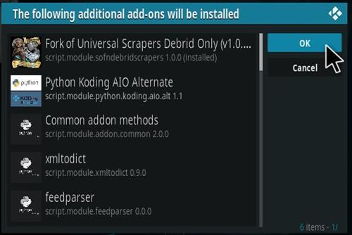 How To Install 7of9 (AIO) Kodi Addon Step 19