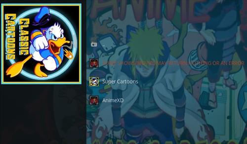 How To Install Anime Toons Kodi Addon Overview