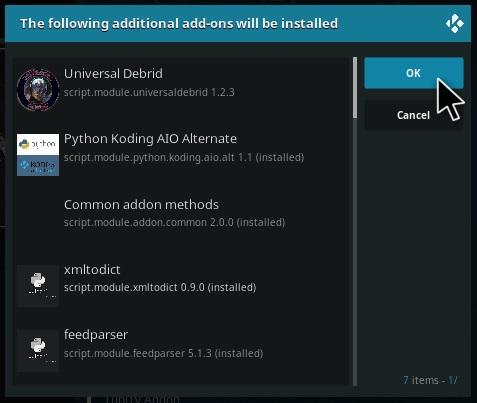 How To Install Asgard Kodi Addon Step 19