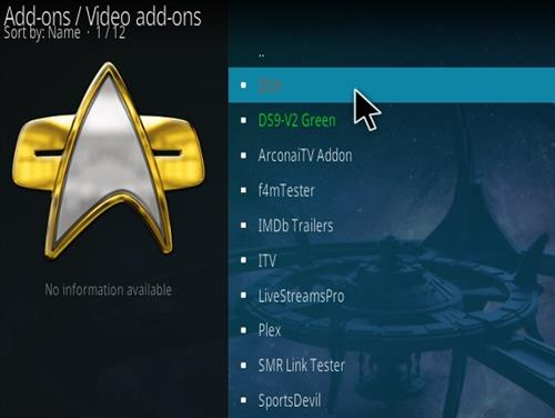 How To Install DS9 Kodi 2021 Addon Step 17