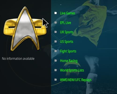 How To Install DS9 V2 Green Kodi Addon Overview