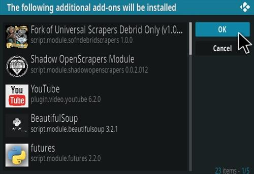 How To Install Diamond Kodi Addon New URL Step 20