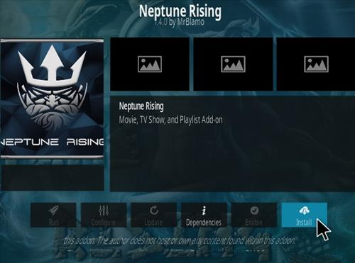 How To Install Neptune Rising Kodi Addon 2021 Step 18