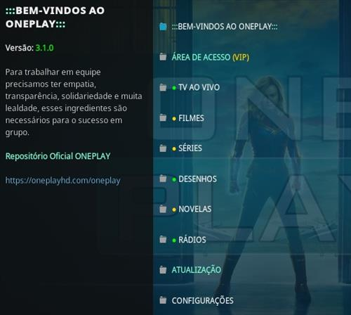 How To Install One Play Kodi Addon Portuguese Overview