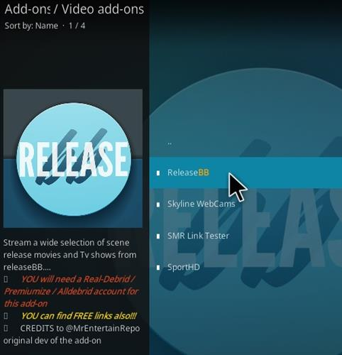 How To Install Release BB Kodi Addon 2021 Step 17