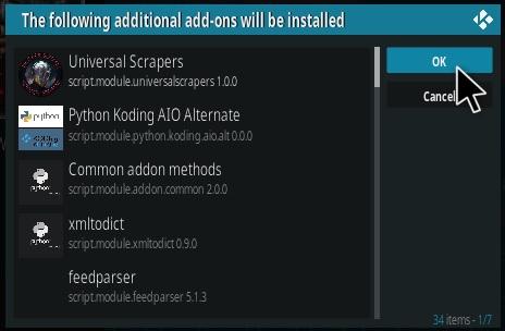 How To Install Ricochet Kodi Addon Step 19