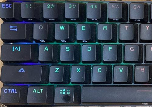Best Wireless Mechanical Keyboards 2021 DREVO Calibur 71-Key