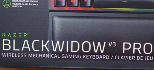 Best Wireless Mechanical Keyboards 2021 Razer BlackWidow V3 Pro