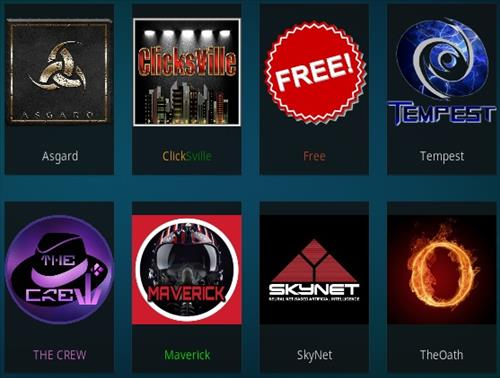 Best Working Kodi Addon List February 2021