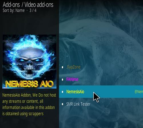 How To Install Nemesis AIO Kodi Addon Ver 130002 Step 17