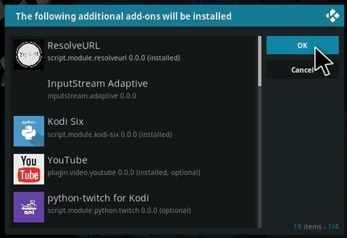 How To Install Slipstream Kodi Addon Step 19