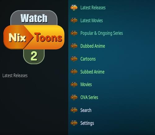 How To Install Watch NixToons 2 Kodi Anime Add-on 2021 Overview