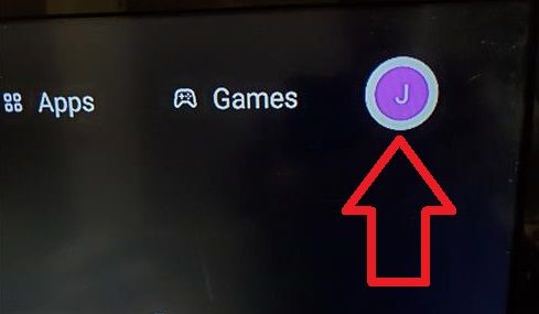 How To Turn Off Android TV Automatic Updates Step 1