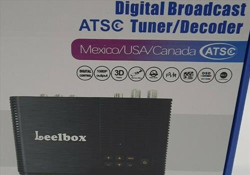 Best External TV Tuner With HDMI Output Leelbox