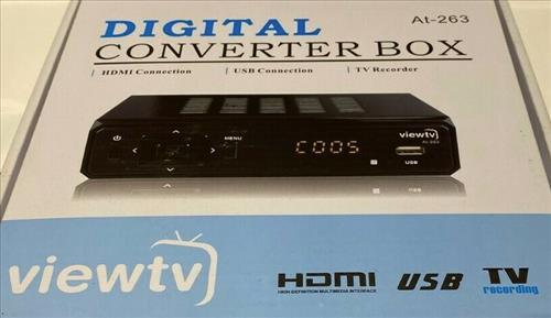 Best External TV Tuner With HDMI Output ViewTV
