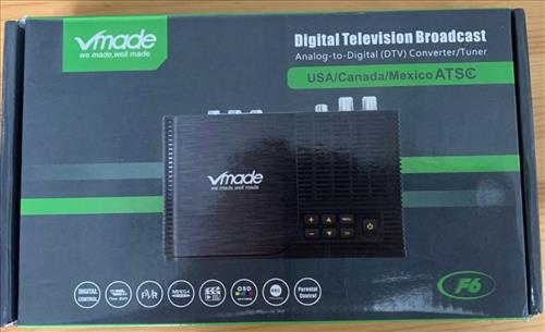 Best External TV Tuner With HDMI Output Vmade