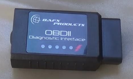 Best OBD2 Bluetooth Adapters BAFX OBD II