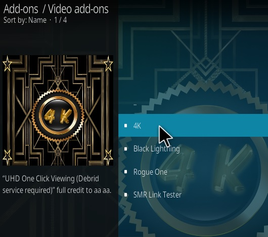 How To Install 4K Kodi Addon Real-Debrid Require Step 17