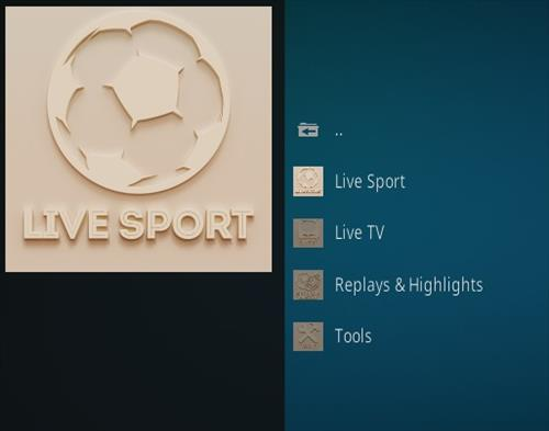 How To Install ApeX Sports Kodi Addon Overview