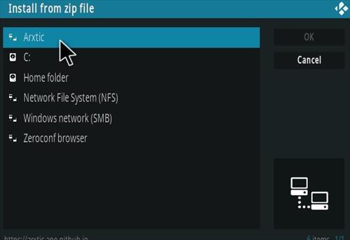 How To Install ApeX Sports Kodi Addon Step 11