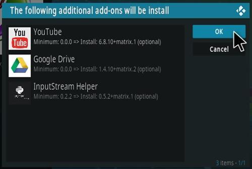 How To Install DejaVu Again Kodi Addon Step 19