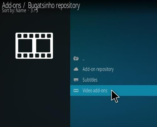 How To Install Release BB Kodi Addon Update Step 16