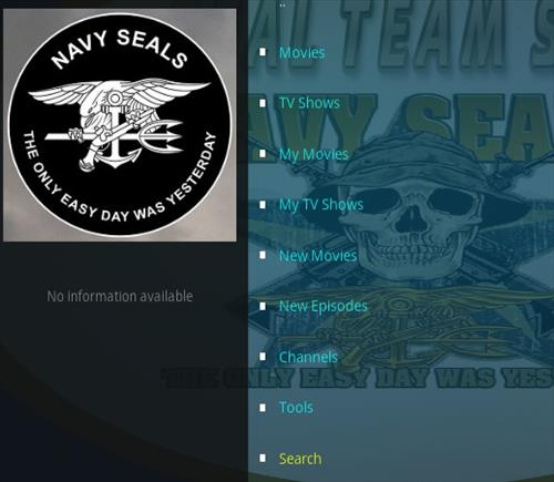 How To Install SealTeam6 Kodi Addon Overview